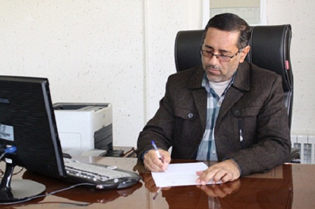Dr. M. Faseleh, Head of the School of Nursing and Paramedical Sciences